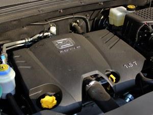 众泰T600现金优惠1万元 无现车需预订