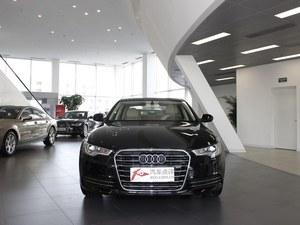 奥迪A6L最高优惠11.05万 少量现车在售
