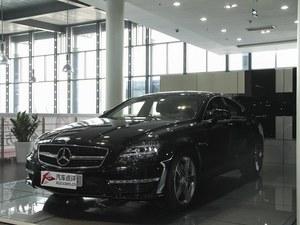 最新款奔驰cls63 amg的操控性将比常规的cls旅行版有所提高清图片