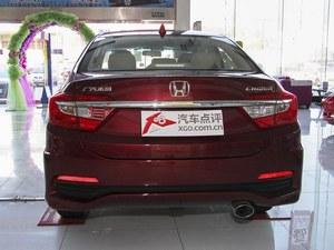 广汽本田凌派优惠1.2万元 部分现车在售