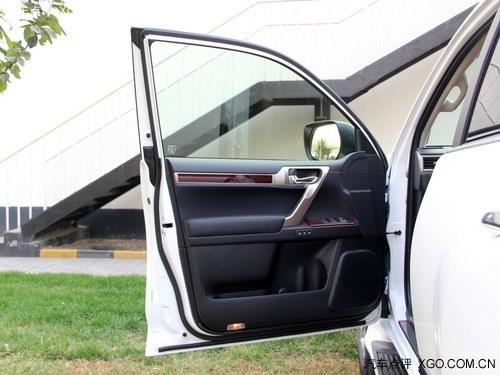 雷克萨斯雷克萨斯GX车厢座椅