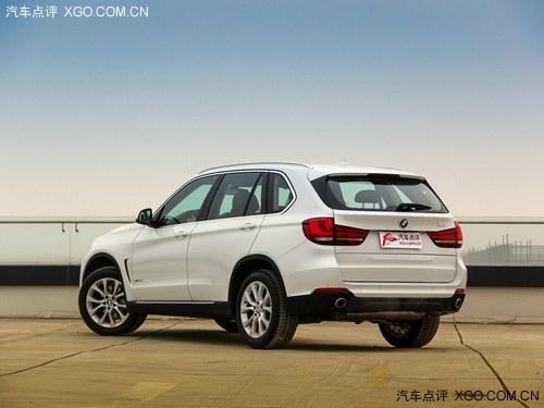 进口宝马x5现车优惠 打造天津港最低价