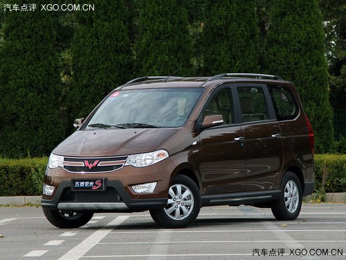 2014款 五菱宏光 1.5L S自动豪华型