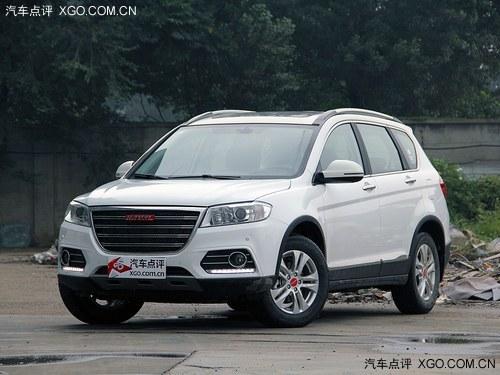 多台SUV悍将来袭 本周上市新车售价一览