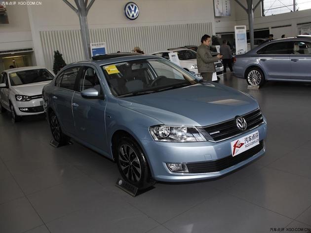 [济南]上海大众朗逸最高优惠一万有现车