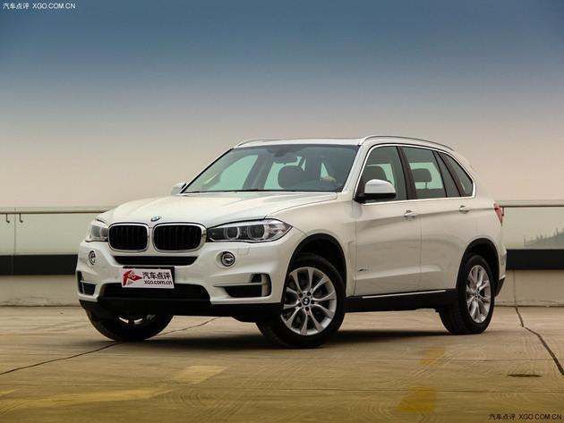 宝马X5全年优惠上海热卖 充足现车在售