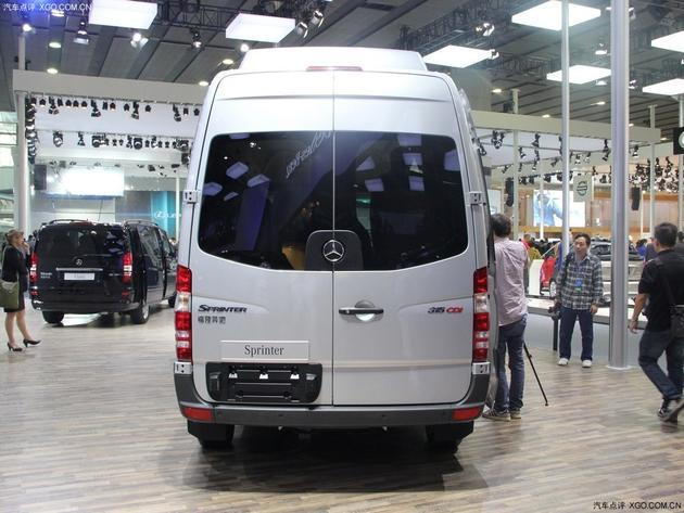 南昌奔驰凌特可享最低36.8万元现车销售