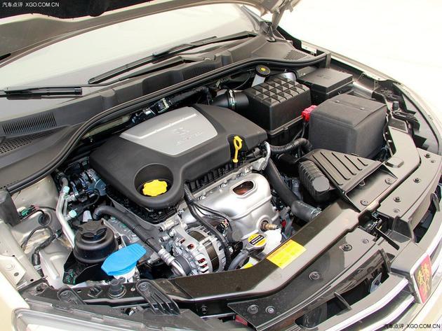 荣威350的1.5l发动机 自主紧凑车精品对决 绅宝d50v 高清图片