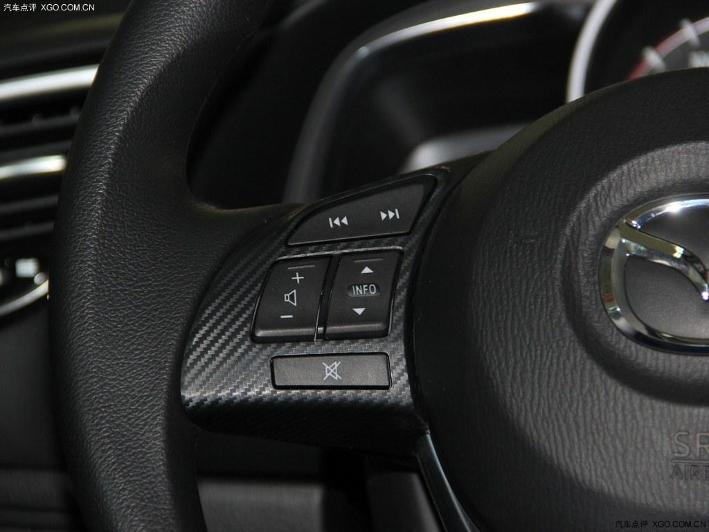 五色��ce�cnxZ~x�_马自达3 axela昂克赛拉 2014款两厢1.5l手动舒适型图片3659900_高清图