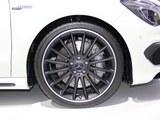 奔驰CLA级AMG2014款 奔驰CLA45 AMG 4MATIC