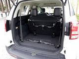 北汽幻速S3后备箱