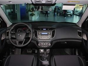 现代ix25裸车报价 现金优惠高达1万元