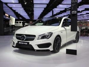奔驰CLA级AMG售价59.90万元起 购车送礼包