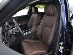 捷豹XFL车型现车销售  最高直降12万