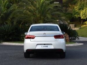 雪铁龙C4世嘉最高降0.8万元 现车在售