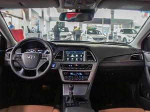索纳塔九少量现车在售 置换购车享补贴