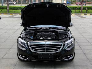 奔驰S级现金优惠高达14.1万 现车热销