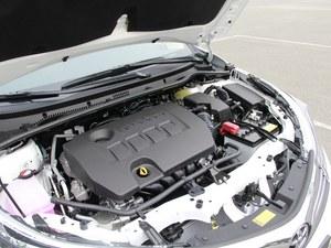 丰田卡罗拉优惠1.3万元 店内现车在售