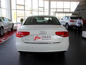 奥迪A4L优惠3.27万起 置换购车另享补贴