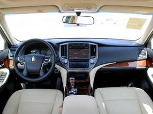 丰田皇冠最高直降2万元 店内现车在售