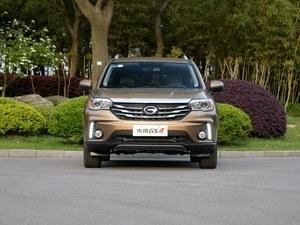 购传祺GS4现车充足 最低9.98万元起售