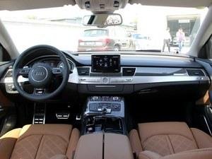 奥迪S8现车最高优惠33.8万元 欢迎选购