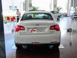 东风雪铁龙C5苏州优惠1.7万起 少量现车