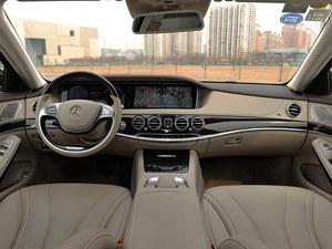 台州奔驰S级最高优惠14.5万元 现车销售