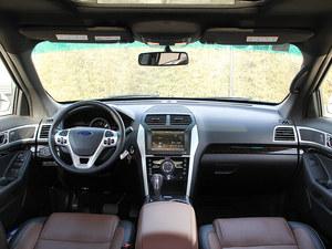 福特探险者最高综合优惠4.5万 现车销售