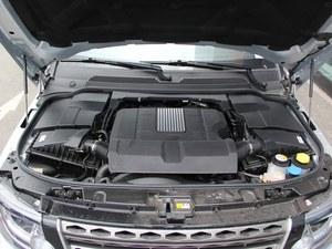 路虎发现最高优惠4.8万 部分车型需预定高清图片