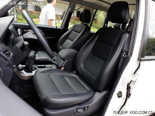 猎豹汽车猎豹Q6车厢座椅