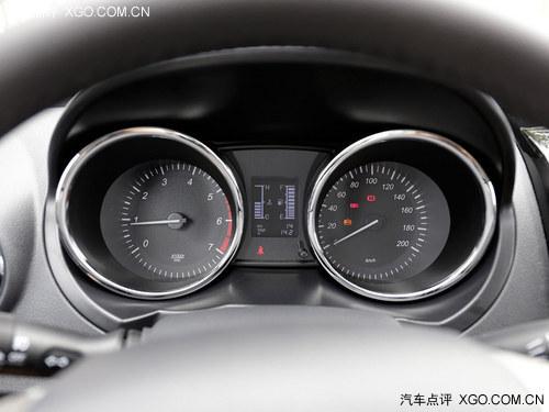 北汽幻速北汽幻速S3中控方向盘