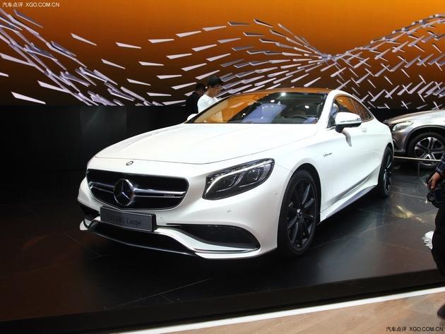 奔驰s级尊享14万元优惠 店内有现车可选