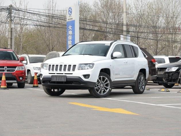 jeep指南者优惠1.5万元 高清图片