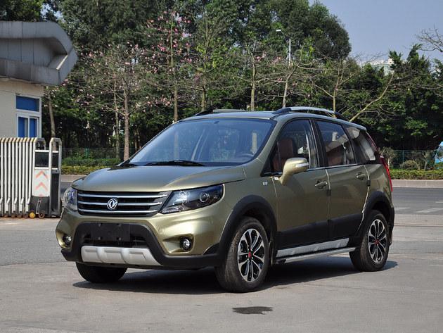 东风景逸X5最高综合优惠6千元 少量现车