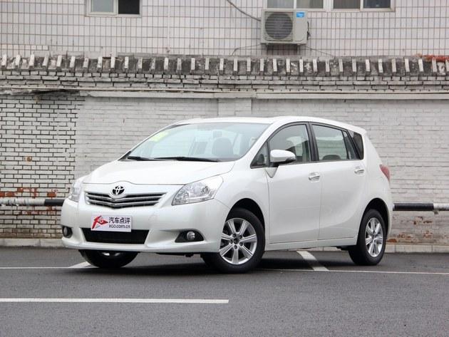 丰田逸致全系热销中 现12.23万元起售