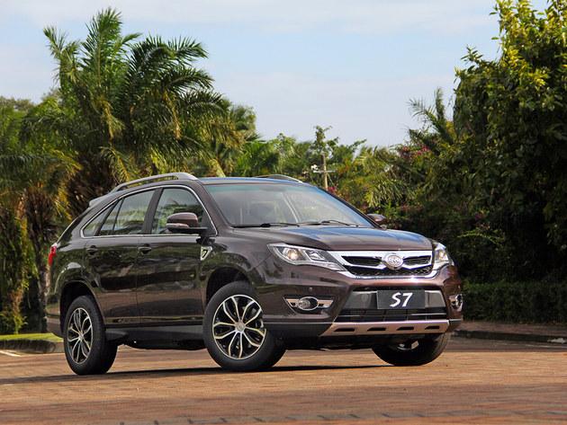 兼具动力和环保 1.5T自主SUV新车推荐