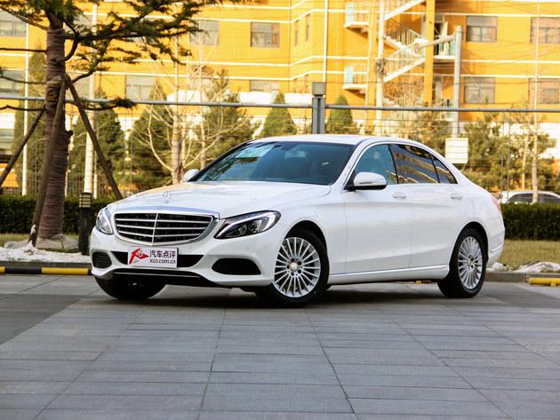 无锡奔驰c级现金优惠4万元 现车在售 高清图片
