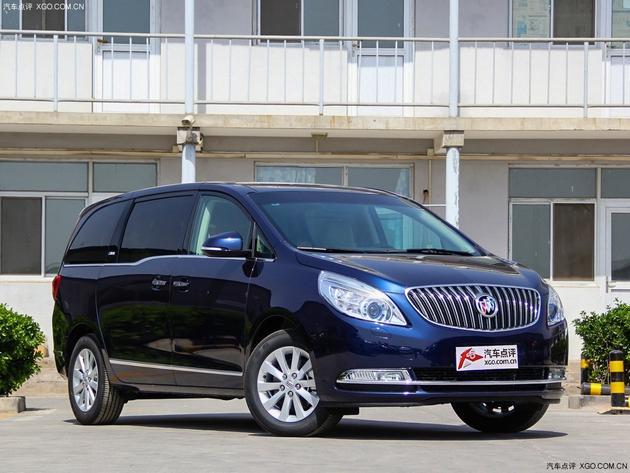 沧州上海通用别克GL8优惠1.3万现车销售
