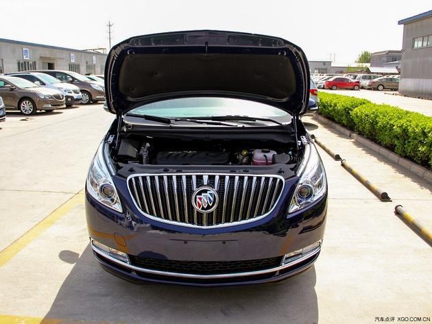 南昌别克GL8最高可优惠0.5万元现车销售高清图片