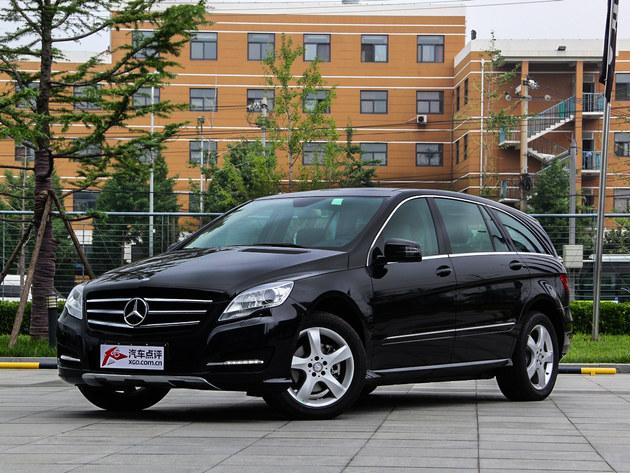 武汉奔驰R级直降10万元 店内现车销售