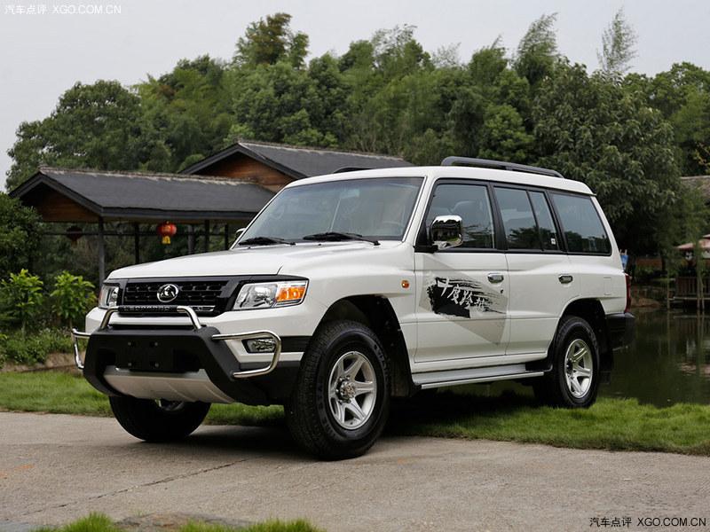 猎豹汽车猎豹Q6车身外观