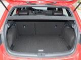 高尔夫GTI后备箱