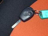 smart fortwo钥匙