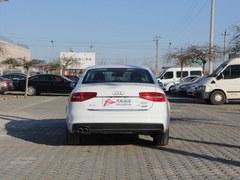 沧州奥迪A4L最高优惠8.4万元 少量现车