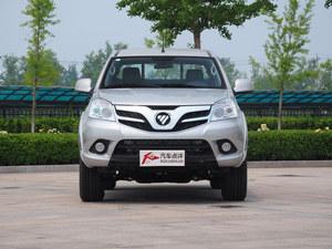 福田-萨瓦纳售价13.78万起 杭州有现车