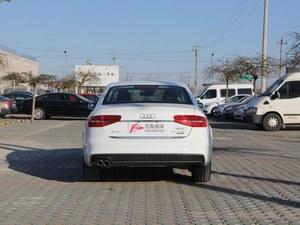 奥迪A4L最高优惠10.69万 现车限时促销