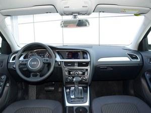 奥迪A4L优惠高达9.29万元 欢迎试乘试驾