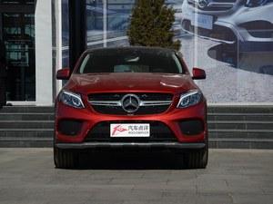 武汉奔驰GLE最高优惠8万元 店内现车