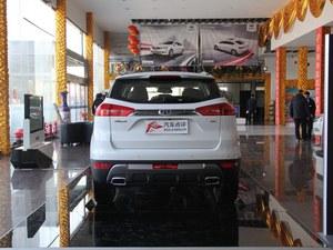 吉利博越优惠1.6万 温州地区现车充足